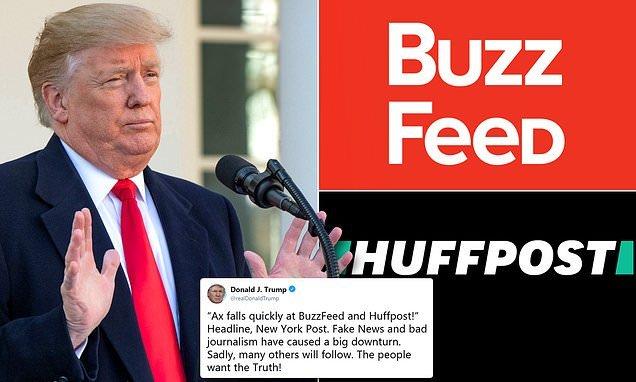 BuzzFeed dan Huffington PHK 1.100 karyawan, Industri Media Melemah?